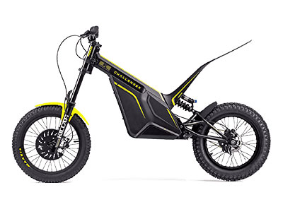 Kuberg Challenger, Electric Dirt Bike - Swift Supli